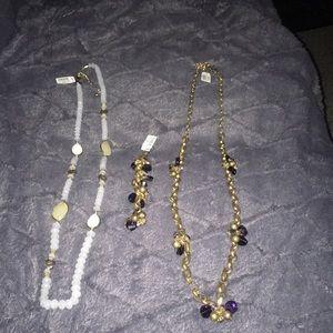 Chico's Jewelry - ❤️CHICOS JEWELRY LOT❤️